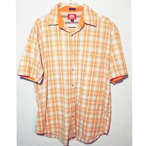 Ecko Unlimited The Dwyer short sleeve button down